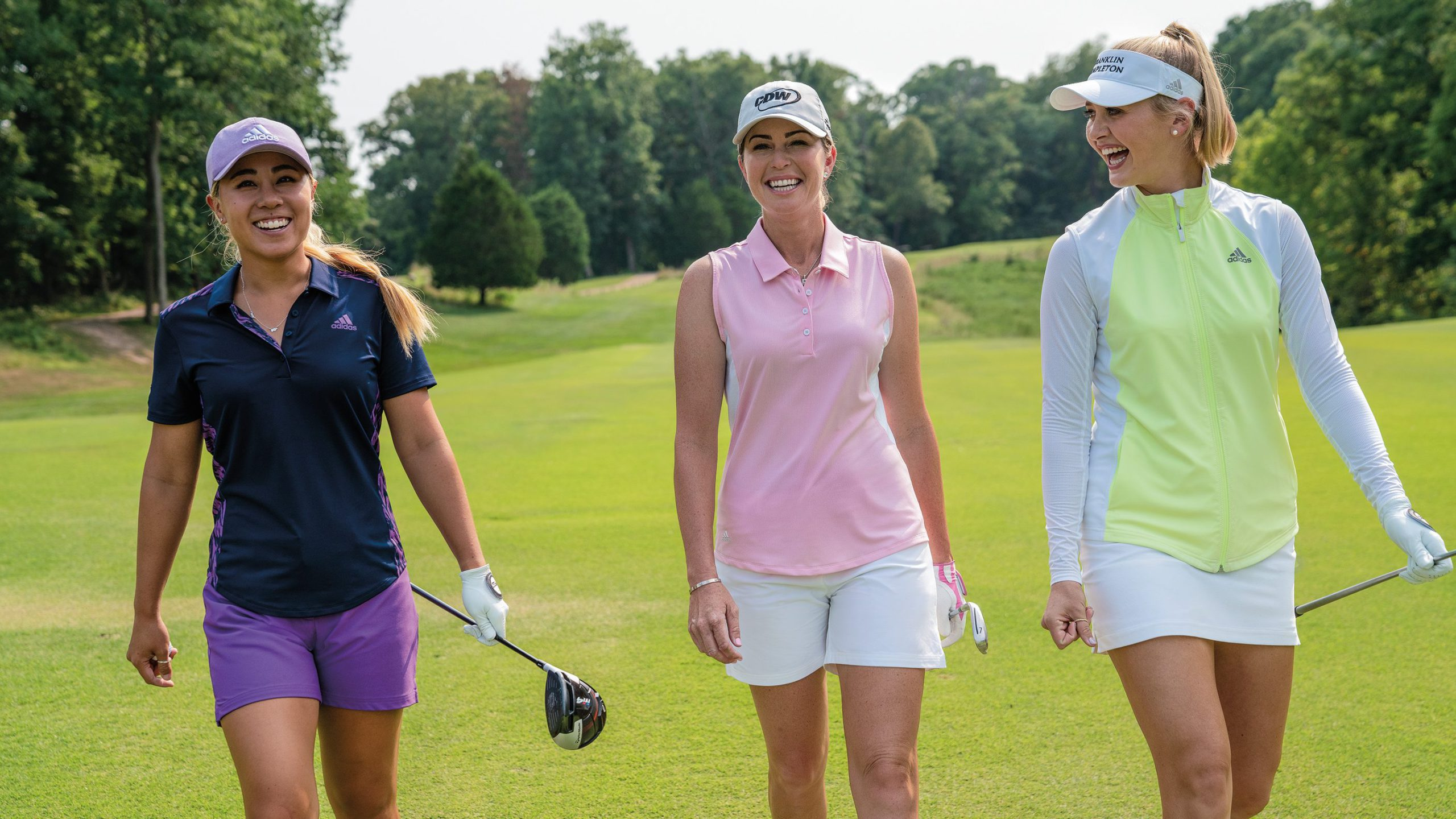 Stylish Women's Golf Clothing Can Make You Look Like a Million Dollars
