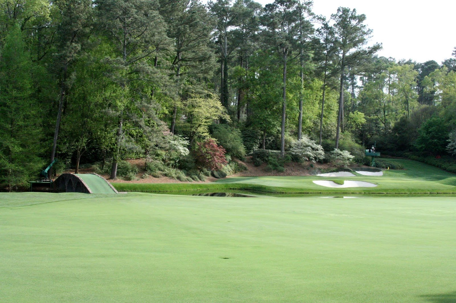 Augusta Golf Pictures, The Perfect Gift For A Golf Fanatic!